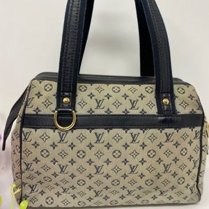 Preowned Authentic Louis Vuitton Canvas Tote